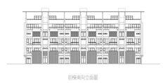 Ritz Plaza Housing Complex,Elevation