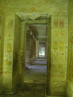 Temple of Seti I, #Abydos #Egypt