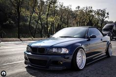 got this roller of us in today. Most 🔥roller of daily. E46 Cabrio, E46 M3, Bmw E46, Bmw 3 Series Convertible, Xavier Wulf, Car Magazine, Modified Cars, Bmw Cars, Moonlight