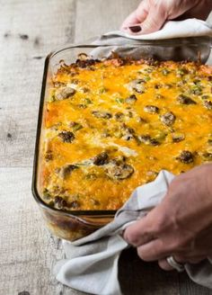 Hosting a brunch over the holidays? This simple, make-ahead recipe for Fireman's Overnight Breakfast Casserole is a great addition to your brunch menu.
