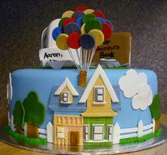 """UP!"" Cake"