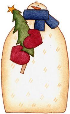 Clip Art Navidad - Pililucha - Picasa Web Albums Christmas Crafts