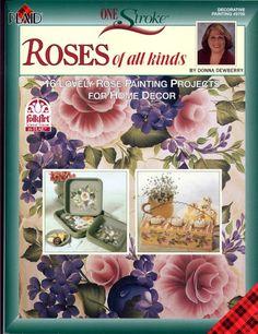 ONE Stroke Roses Of All Kinds - carolina - Álbuns da web do Picasa