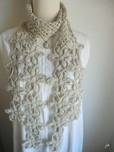 crochet scarf inspiration