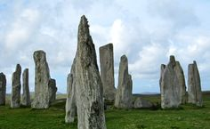 Stones of Callanish, Isle of Lewis. I have visited these wonderful stones at least five times!