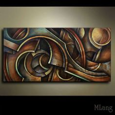Contemporary Decorative Artwork in New York : Michael Lang Art Gallery : Contemporary Art and Paintings in Liverpool