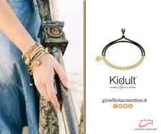 KIDULT | Life Collection Every life is a story ▪  Disponibili presso Gioielleria Cosentino, Corso Manfredi 181 |  tel.0884 512858 #GioielleriaCosentino #kildult #fashionjewelry #instajewelry #fashion #love #cute