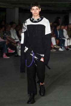 Miharayasuhiro 2018 spring-summer menswear fashion show