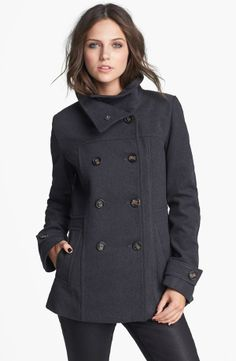 nordstrom love this peacoat!!