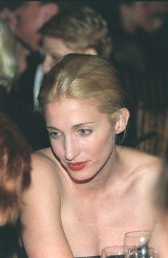 Carolyn Bessette Kennedy October 1998