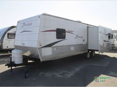 Used 2010 CrossRoads RV Zinger ZT29DS Travel Trailer At Campers Inn