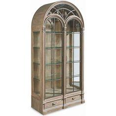 Circa 1910 Glazed Glass Fine Quality Burr Walnut Display Cabinet Queen Anne