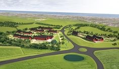 Bexhill Enterprise Park Masterplan is a commercial development located on the northeast fringe of Bexhill, East Sussex. Master Plan, East Sussex, Urban Design, Architects, Golf Courses, How To Plan, Park, Projects, Log Projects
