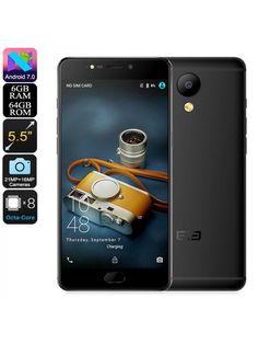 Elephone P8 Android Phone (Black)