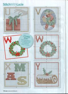 thread key on - image only Embroidery Alphabet, Cross Stitch Alphabet, Cross Stitch Samplers, Cross Stitch Charts, Cross Stitch Designs, Cross Stitching, Cross Stitch Embroidery, Cross Stitch Patterns, Cross Stitch Christmas Ornaments