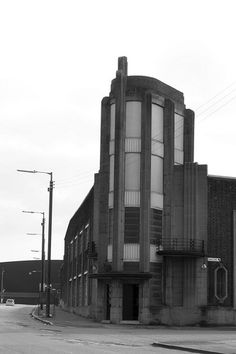 Fuck Yeah Glasgow • Old Leyland Motors factory, Salkeld Street,...