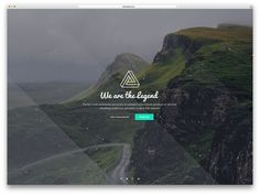 20 Best Coming Soon HTML5 Website Templates 2016 - Colorlib
