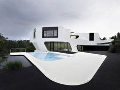 piscina y garage