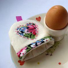 Heart Egg Cosy - The Supermums Craft Fair