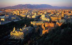 Malaga ... Costa del Sol, Spain