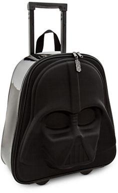 Darth Vader Rolling Luggage   #StarWars