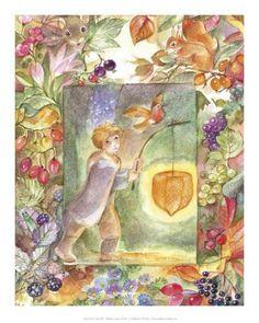 Goldener Herbst - Marie - Laure Viriot