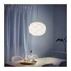FILLSTA Candeeiro suspenso, branco - branco - 35 cm - IKEA
