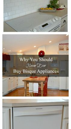 DIY Home Decor Ideas :   Illustration   Description   Bisque Appliances in a cottage style or country kitchen.    -Read More –    https://greatmag.net/diy/diy-home/diy-home-decor-ideas-bisque-appliances-in-a-cottage-style-or-country-kitchen-2/ #HomeAppliancesIllustration