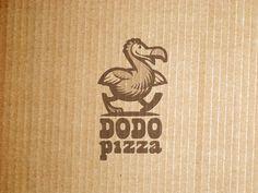 Dodo Pizza logo by Gal Yuri