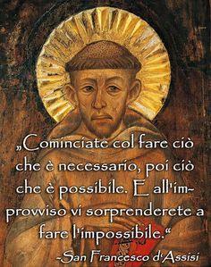 4 Ottobre 2015 domenica - San Francesco d'Assisi