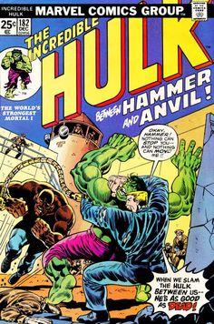 Incredible Hulk # 182 by Herb Trimpe