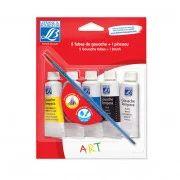 Pinceaux, gouache, acrylique chez RentreeDiscount Gouache, Paint Brushes