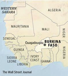 Army Seizes Power in Burkina Faso - WSJ - WSJ