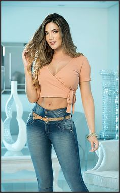 Sexy Jeans, Stylish Jeans, Skinny Jeans, Sexy Outfits, Cute Outfits, Fashion Outfits, Looks Pinterest, Casual Wear Women, Sexy Women