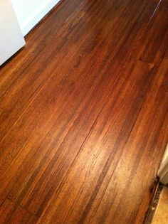 Duraseal Antique Brown Stain With A Satin Finish