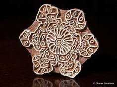 ON SALE Textile Stamp, Pottery Stamp, Indian Wood Stamp, Soap Stamp, Blockprint Stamp, Printing Stamp Blocks- Abstract Form
