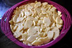 Recette du gâteau invisible : un gâteau aux pommes dans lequel les fruits et la pâte se mêlent si bien qu'ils en disparaissent !