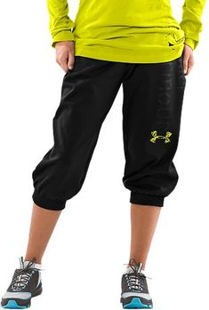 Not a big fan of Under Armour but I would rock these. Real cute for a day out now for the summer.