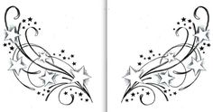 Interest tattoo ideas and design in 2017 - Tribal Heart Tattoo Designs For Lower Back. Tribal Heart Tattoos, Tribal Tattoos For Women, Spine Tattoos For Women, Tattoos For Women Flowers, Back Tattoo Women, Star Tattoos, Foot Tattoos, Tatoos, Back Tattoos Spine
