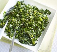 greens Spiced Greens ~This recipe suits any greens you have to hand – from shredded kale to Brussels sprouts.Spiced Greens ~This recipe suits any greens you have to hand – from shredded kale to Brussels sprouts. Bbc Good Food Recipes, Indian Food Recipes, Vegetarian Recipes, Cooking Recipes, Healthy Recipes, Healthy Food, Kale Recipes, Healthy Detox, Vegetable Recipes