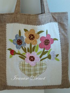Bag - applique