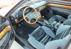 Maserati 2.24 1991 interieur