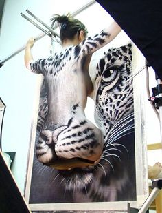 The White Tiger by Craig Tracy (see his gallery on his website for more cool stuff)