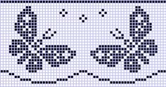 473 × 250 piksel – Nur Gumus – Join in the world of pin Butterfly Cross Stitch, Crochet Butterfly, Cross Stitch Borders, Cross Stitch Animals, Cross Stitch Designs, Cross Stitching, Cross Stitch Embroidery, Cross Stitch Patterns, Crochet Flower