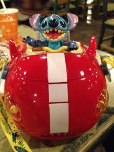 Disneysea Tokyo popcorn bucket