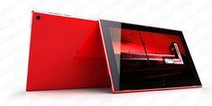 Paul Thorrott di WinSuperSite ha pubblicato un immagine di un tablet da 10.1 pollici con un design che ricorda molto quello utilizzato da Nokia.