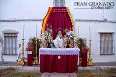Imágenes Cofrades Fran Granado: Altares Corpus Christi Arahal 2014
