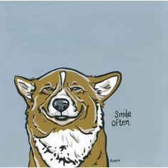 I need to make prints of my doggies like this!
