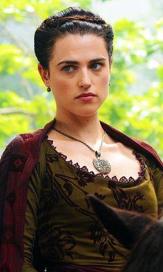 Katie McGrath, she's so pretty Katie Mcgrath, Colin Morgan, Mc G, Lena Luthor, Intelligent Women, High Fantasy, Queen, Supergirl, Tv