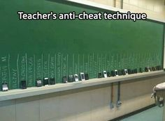 Cell phone...this hilarious....might should be used in colleges too.